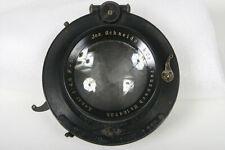 Schneider Xenar 300mm f4.5 large format lens 30cm 8x10 uncoated c. 1925