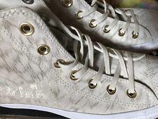 Converse All Star Sneaker Chucks nude/ gold  Gr.39