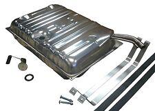 49-52 Chevy Stainless steel gas fuel tank kit W/ sending unit & strap kit