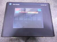 USED Allen Bradley 2711-T10C15 PanelView 1000 Operator Interface Ser D Rev. B NC