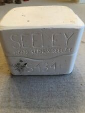 Vintage Seeley S434 Doll Mold Vernon Seeley Doll Head 1975