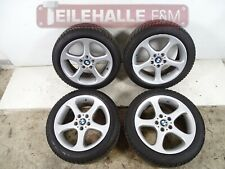BMW E61 E60 5 Winterreifen Winterräder Alufelgen 245/45 R18 100V 8,5x18 6750006
