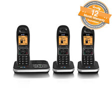 BT 7610 Trio Digital Cordless Answer Phone with Nuisance Call Blocking