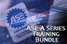 ASE A Series Training Bundle / DVDs / Manuals  ASE BDL