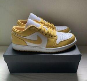Size 12 - Men's Jordan 1 Low Pollen (553558-171) IN HAND Brand New
