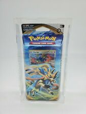 Pokemon Acrylic Theme Deck Display Box case Framing/Display Quality Grade