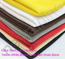 Speaker Cloth Grille Filter Fabric Mesh Yellow/White/Brown/Gray/Red/Khaki/Black
