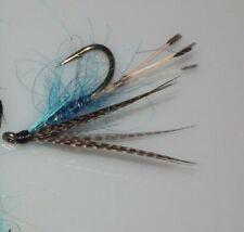 salmon/seatrout/trout flies----- Mallard & Blue size 8 orvis