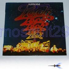 "POOH ""HURRICANE"" RARO LP IN INGLESE 1980 - SIGILLATO"