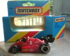 MATCHBOX MB6 F1 Racing Car 1984 Made in Macau