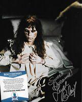 Linda Blair Signed 8x10 Photo w/Beckett COA #4 - REGAN from The Exorcist