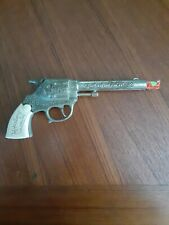 "Hopalong Cassidy  Single Shot ""Dummy Hammer"" Cap Gun  by Wyandotte Toys"