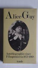 R201444 Alice Guy - Autobiografie einer Filmpionierin 1873-1968  OVP #3