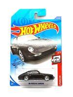Hot Wheels Black 96 Porsche Carrera 1:64 Hot Wheels Diecast Toy Car NightburnerZ