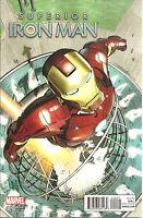 SUPERIOR IRON MAN #9 MAYHEW NYC Variant Cover