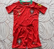 Portugal Trikot+Hose WM 2018 Kinder C.Ronaldo Trikot Set Neu Gr. 176