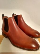 51df21c80043 Leather Men s Chelsea Boots 9.5 Men s US Shoe Size