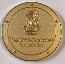 """The Ritz-Carlton Hotel Pentagon City Arlington VA Virginia 1.75"""" Gold Coin"""