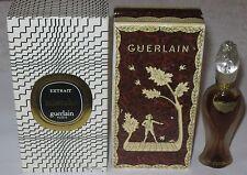 Vintage Guerlain Mitsouko Perfume Bottle/Box Rosebud/Amphora 1/2 OZ Sealed/Full