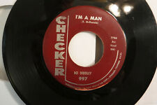 Bo Diddley, I'm A Man/Bo Diddley, Checker Records 997, 1961 Chicago Blues, R&B