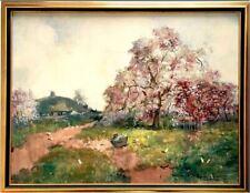 H.J. Pauwels (1903-1983), huile sur toile