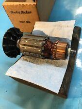 New Black & Deker armadura parte no 96551-31 para el motor eléctrico de herramientas eléctricas
