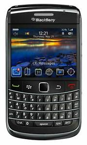 BlackBerry AT&T Bold 9700 Global 3G / 4G Smartphone