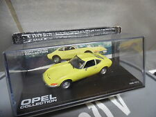 OPEL GT 1900 COUPE ROSSO ARANCIONE KIT 1968-1973 07680 KIT 1//32 REVELL A modello.
