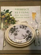 The Perfect Setting , How to set the perfect table,