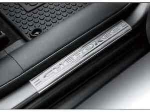 2014-2021 Jeep Cherokee Mopar Door Sill Guards 82214008AB
