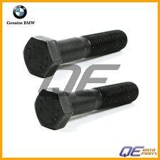Set of 2 Bolts-Rear Shock to Control Arm Genuine 07119900402 For: BMW E36 E64 Z3
