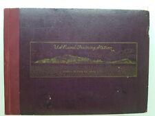 1904 Us Naval Training Station Yerba Buana Island Yearbook Militaria