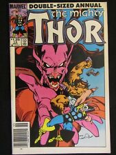 The Mighty Thor Double-Sized Annual #13 1985