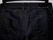 Diesel tepphar slim-carrot fit jeans wax coated wash 0844H W30 L30 (a2779)