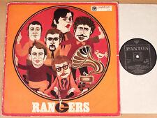 Rangers-same (Panton, Czechoslovakia 1970/Czech folk-pop/LP VG + +)