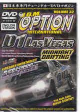 J.D.M. Option International Volume 32 - D1 Las Vegas  DVD