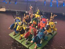 Warhammer Sigmar Bretonnia Knights of the Realm x8 (Plastic)