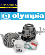 1854 CILINDRO MOTORE OLYMPIA DM 50 CC 90 VESPA 50 SPECIAL R L N PK S XL