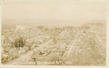 OREGON CITY OR – Residence Section Real Photo Postcard rppc