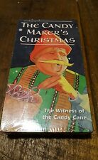 VHS  The Candy Maker's Christmas NEW SEALED CARTOON