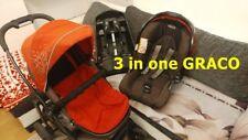 Graco EVO Pulm Pushchairs Single Seat Stroller