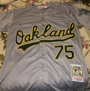 Barry Zito Oakland Athletics Jersey Brand New Men's Small Baseball ⚾️ A's