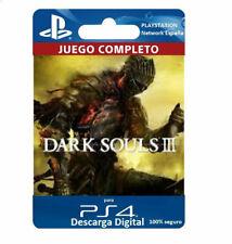 dark souls 3 ps4 (P)