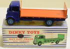 DINKY 913 GUY FLAT TRUCK W/ TAILBOARD, NEAR-MINT MODEL, VG BOX!