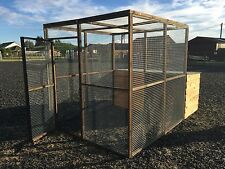 Animal Pen / run With Shelter Chicken Rabbit Bird Enclosure
