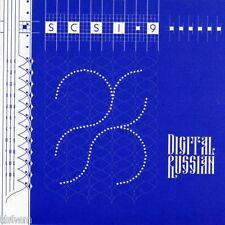 Scsi - 9-Digital russian-CD Album-House tech house minimale