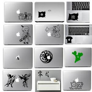 Cartoon vinyl decal for car truck window wall macbook laptop skateboard sticker