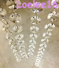 10 FT Crystal Garland Ornament Chain Wedding Tree Chandelier Decoration
