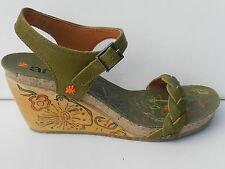 Art 290 Chaussures Femme 40 Sandales Menorca 0290 Amsterdam Espadrilles UK7 Neuf