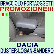 DACIA DUSTER (2010-2017) - LOGAN - SANDERO - bracciolo portaoggetti promozione